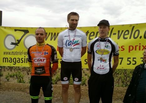 Ca s'appelle arriver en forme au bon moment : Vendredi dernier avait lieu les championnats de l'Ain et du Rhône à Quincié en Beaujolais, en terminant 3ème de la course […]
