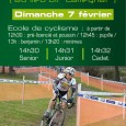Le SDC organise son traditionnel cyclo-cross de Servas chez notre ami Daniel Perret le dimanche 7 février prochain. 07/02/2016 CYCLO CROSS DE SERVAS SENIORS [01] ST DENIS CYCLISME Cyclo Cross […]