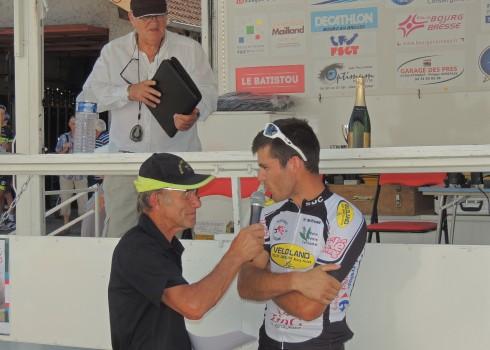 Qu'on se le dise, Julien Pauget est de retour : Il signe une deuxième victoire après St Etienne du Bois en s'isolant à quelques kilomètres de l'arrivée dans la course […]