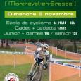 Le SDC organise les 5 et 6 novembre prochain à la Plaine Tonique de Montrevel en Bresse son traditionnel cyclo-cross. Tout d'abord, le samedi 5 novembre, une nouvelle épreuve inscrite […]