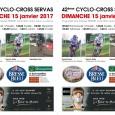 Pour bien commencer l'année, le SDC organise son traditionnel cyclo-cross de Servas le dimanche 15 janvier chez notre tout nouveau champion du monde Daniel Perret. Voici le programme : 15/01/2017 […]