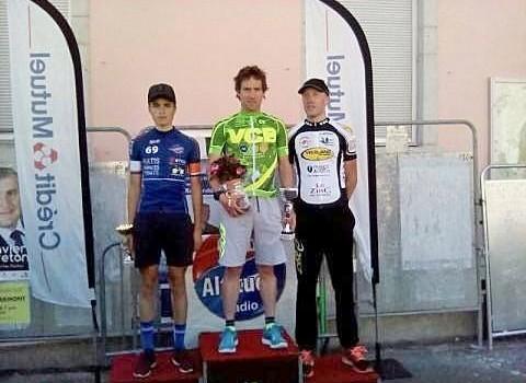 25/05, Prix de Corveissiat (FFC) : Dans la course des Pass'Cyclisme, belle 3ème place de Xavier Goyffon qui confirme son retour en forme. Florian Bey finit 6ème, Julien Pauget 12ème […]