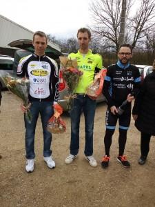Neuville podium Arnaud