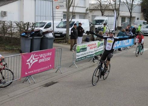 C'est un beau week-end pour les coureurs du SDC avec 2 nouvelles victoires obtenues ce dimanche à Bourg en Bresse lors du critérium FSGT : Philippe Vanderbiest s'imposait au sprint […]