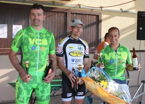 Notre président Roger Grimoud a de quoi se réjouir tant les couleurs du SDC ont brillé ce week-end. 2-3/06, 2 jours de Coligny (Pass'Cyclisme): Pour commencer le week-end, victoire sur […]