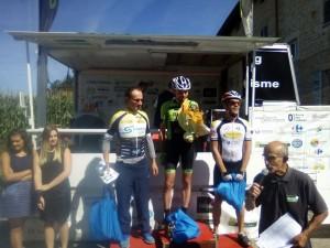 Chavannes Ludo podium