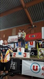 Gentleman d'Arinthod Florian podium
