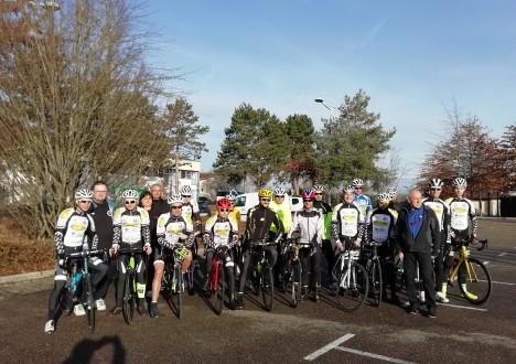Ce dimanche 3 mars avait lieu la traditionnelle journée d'entraînement du club : Ce sont une bonne vingtaine de coureurs qui s'élancèrent le matin pour une première sortie d'environ 80 […]
