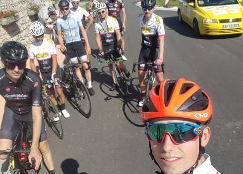 Une quinzaine de coureurs se sont retrouvés en ce jour d'été pour partir sur les belles routes du département. Direction le col du Sapel depuis Labalme….mais auparavant, la côte de […]
