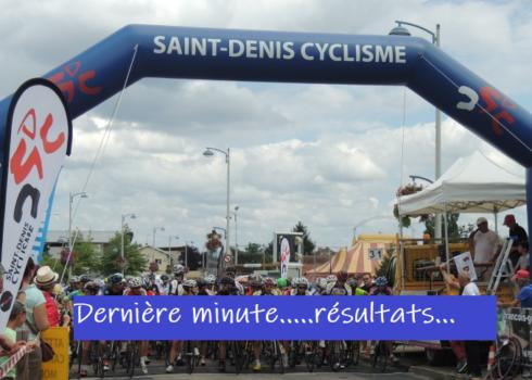 Samedi au prix d'Amanges, Daniel Perret prendra une 7ème place sur 42 coureurs. Les conditions climatiques particulièrement chaudes en cette période permettent de dire que c'est une très bon résultat…Bravo […]